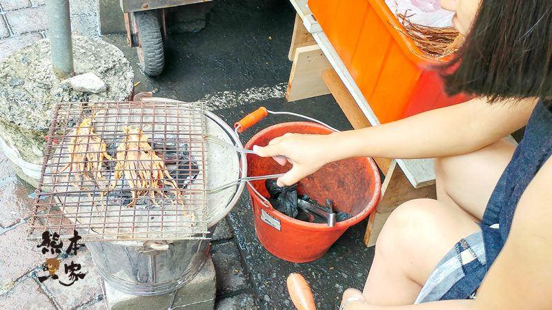 秀卿媽媽手工魷魚片|小琉球伴手禮食尚玩家推薦|小琉球小吃|現烤魷魚七種口味