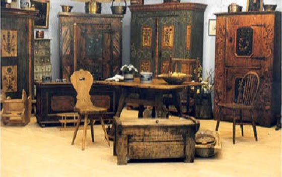 Traditional German Furniture picture