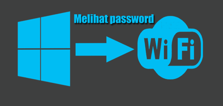 mengetahui password wi-fi