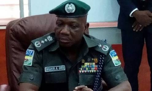 Inspector General of Police's Candidate For DIG Rejected