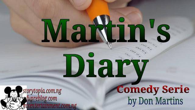 martins diary - episode 3