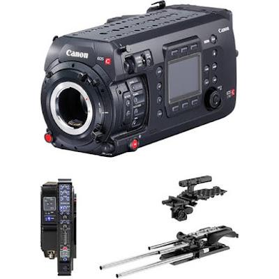 Canon EOS C700 Firmware Full Driversをダウンロード