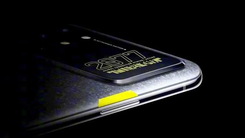 OnePlus 8T Cyberpunk 2077 Edition Akan Hadir 2 November Mendatang