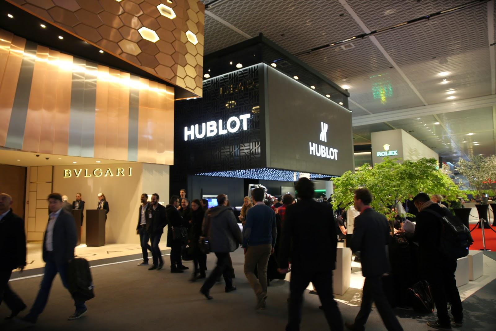 Hublot Basel 2015