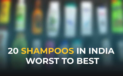 20 shampoos in india worst to best | blogpress.online
