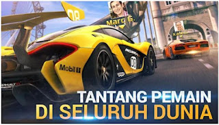 Asphalt 8 Apk Mod Free Shopping Anti-Ban for android