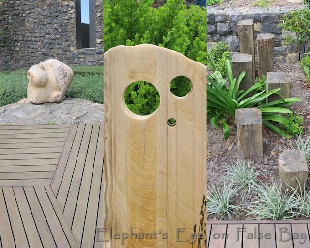 Sculpture at Bel Ombre