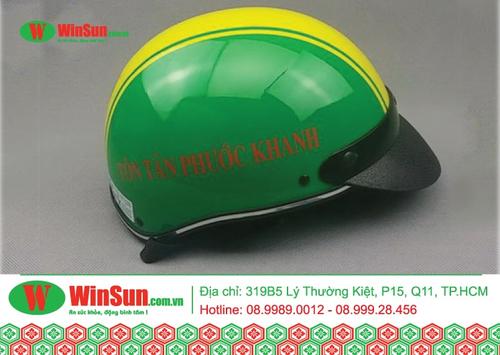 Bật mí nón bảo hiểm đẹp độc lạ tại Winsun
