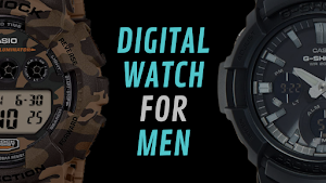 (TOP 5) Best Digital Watches ► FOR MENS