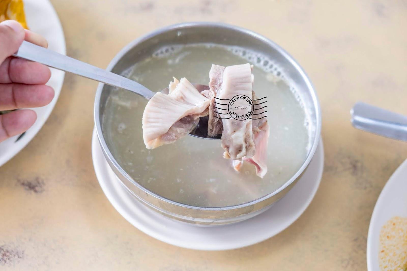 Sia Boey Kochabi Mixed Economy Rice @ 社尾142 饭店 Kedai Makan Satu Ratus Empat Puluh Dua , Jalan Magazine Penang