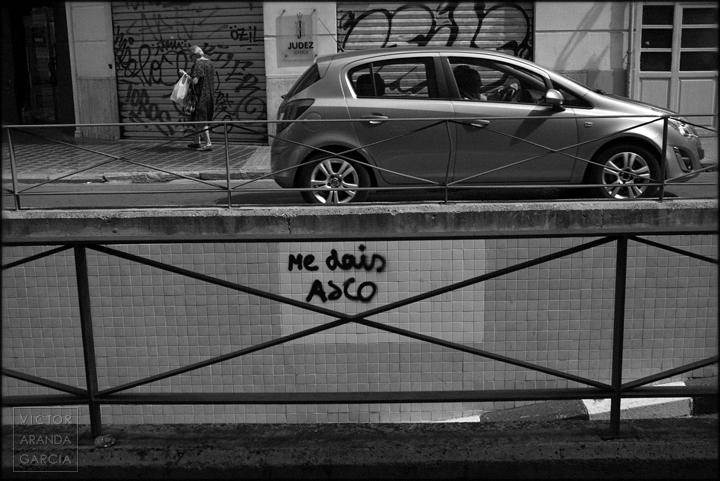 fotografía, Valencia, Arriba Extraña