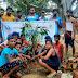 जमुई में 295वां सप्ताह भी जारी रहा पौधरोपण अभियान, ग्रामीणों को पढ़ाया हरियाली का पाठ।