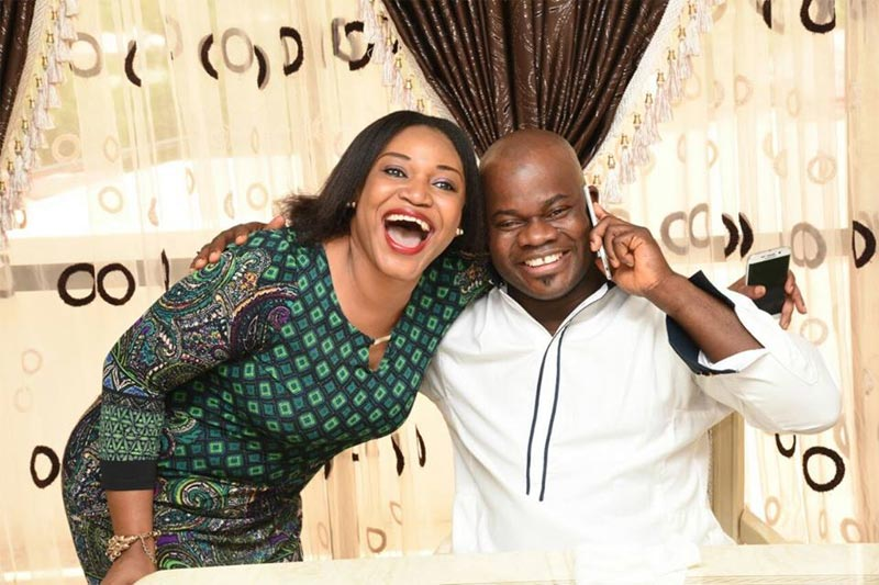 Photos: Yahaya Bello celebrates with family and friends following Kogi State tribunal ruling