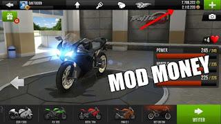 Download Traffic Rider v1.61 APK MOD Unlimited Money