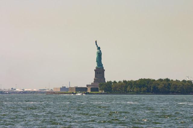 Statua della libertà-New York