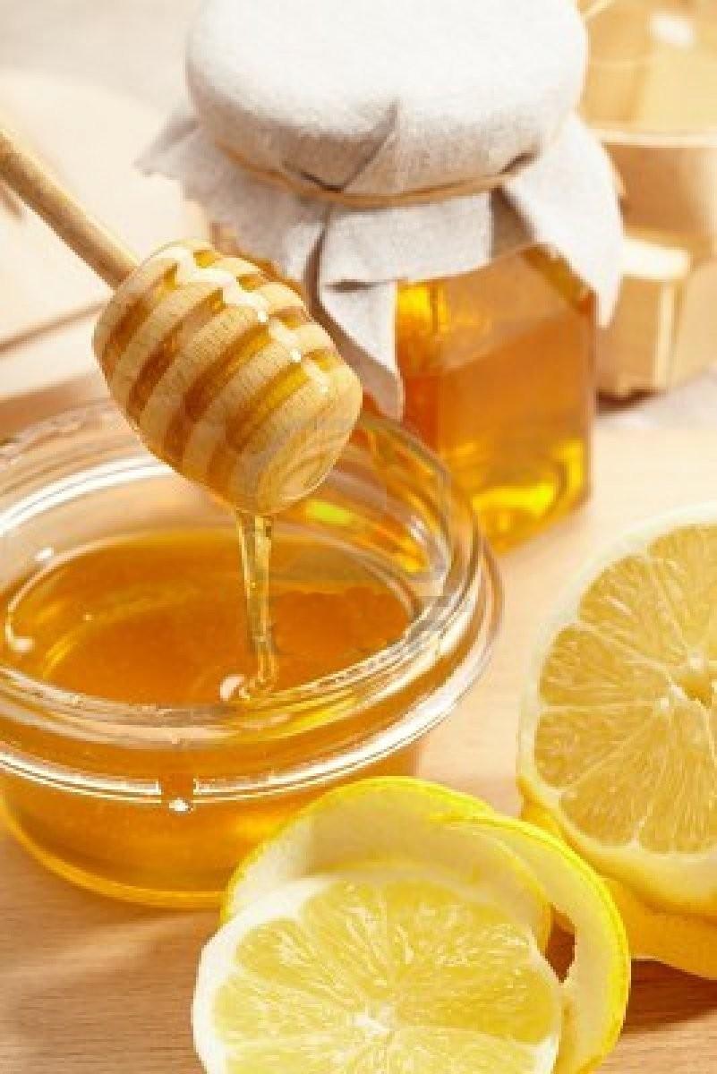 miel d'acacia et citron