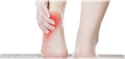 حل جذري للشوكة العظمية : إليك الحل النهائي و الكامل لألم الكعب و القدم