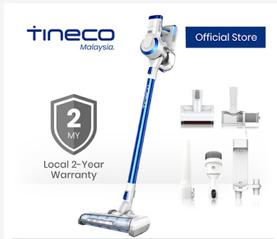 Tineco Vacuum A10 Review Malaysia