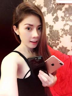 Gái xinh facebook hot girl Kim Jun See