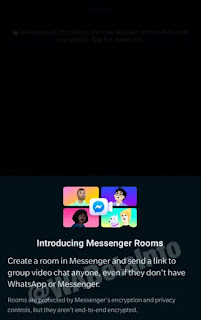 How to Enable Whatsapp room feature, and start video conference on WhatsApp!