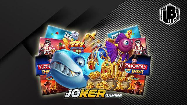 Daftar Slot Joker Gaming Terbaik Deposit Termurah