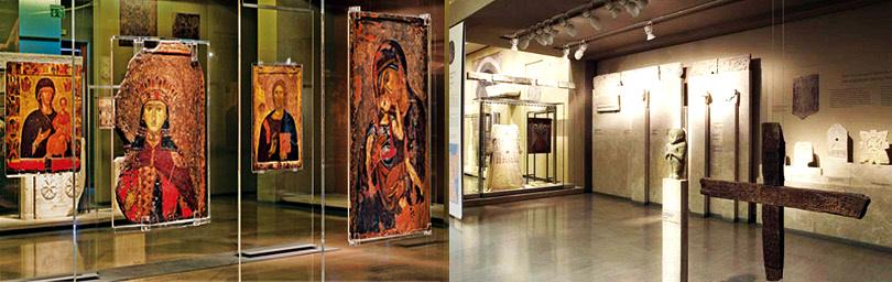 Εκθέματα - Βυζαντινό Μουσείο