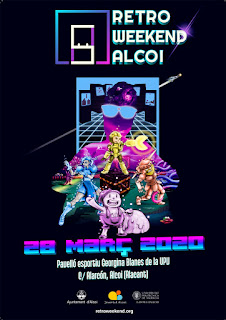RetroWeekEnd Alcoi 2020 (pospuesta)