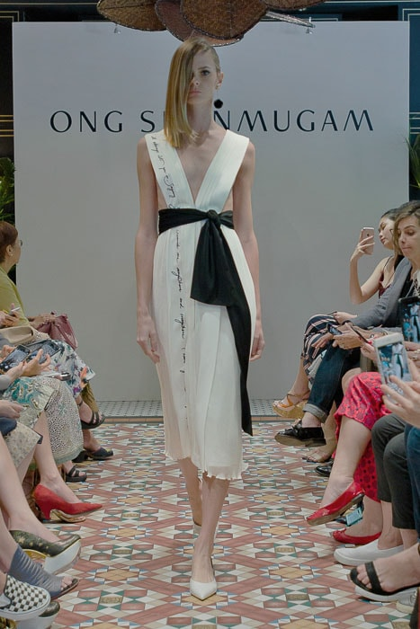 Ong Shunmugam Cruise 2018 Collection