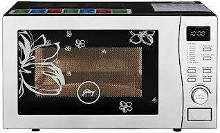 Godrej 20 L Convection Microwave Oven (GMX 20 CA5 MLZ)