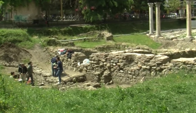 Albanian and French Archaeologists: We are reaching into Illyrian housing area