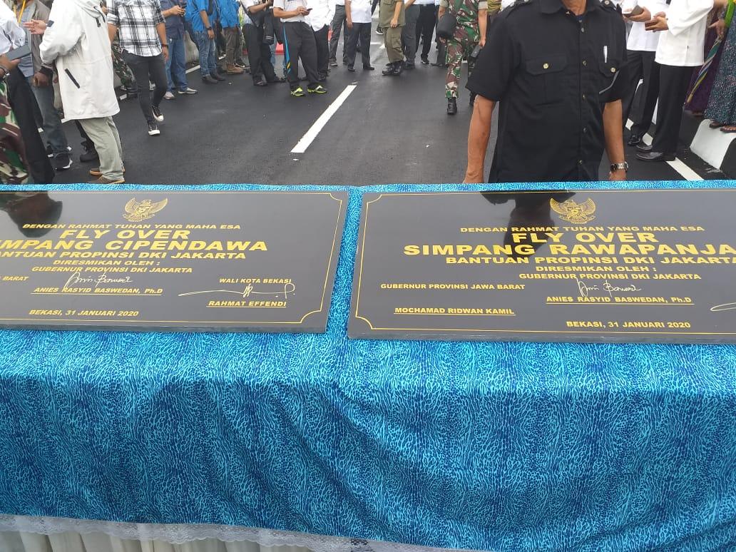Dibantu 420 Miliar dan Tinggal Tanda Tangan, Emil Tidak Hadir Peresmian Fly Over Jakarta Bekasi