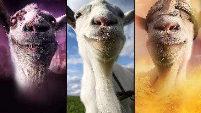El pack completo de Goat Simulator llega a PS4 1