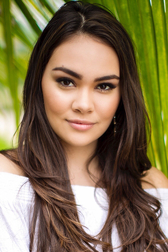 Miss Teen USA 2018 Candidates Contestants Delegates Hawaii Kylyn Rapoza