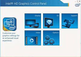 Intel HDグラフィックス最新ドライバーのダウンロード