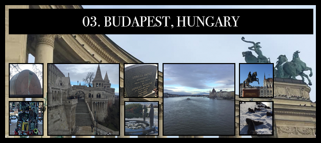 Worst to Best: Jarexit: 03. Budapest, Hungary