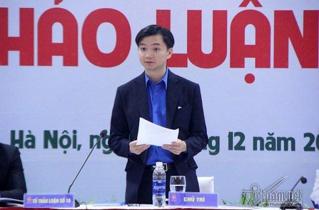 Con trai nguyên Thủ tướng Nguyễn Tấn Dũng trúng cử Phó Chủ tịch Hội sinh viên Việt Nam ảnh 2