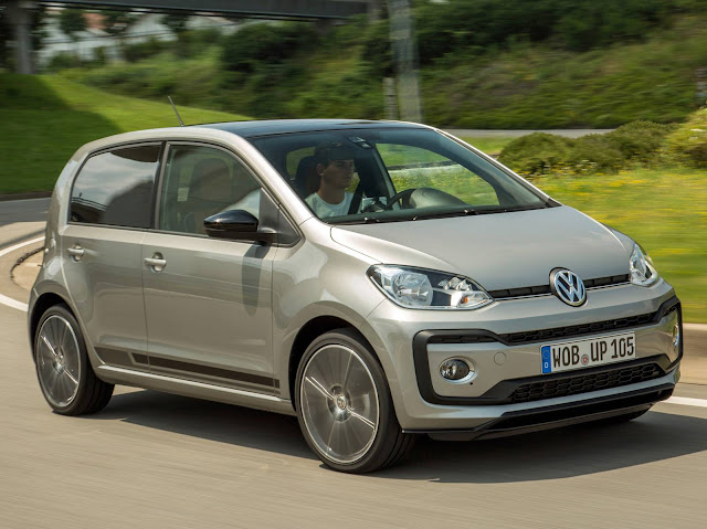 Volkswagen Up! 2017: segundo sub-compacto mais vendido do mundo