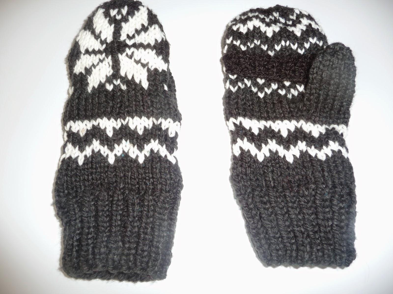 diy rękawiczki