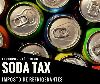 Imposto de refrigerantes - soda tax