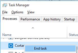 Solusi Search Windows 10 Tidak Berfungsi