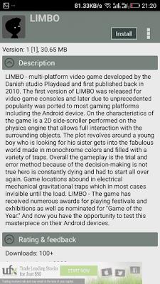 Unduh Aplikasi & Game Android Berbayar GRATIS - Black Mart Alpha app 4