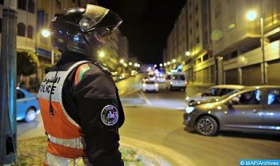 أكادير : أعمال شغب وخرق حالة الطوارئ بحي السلام