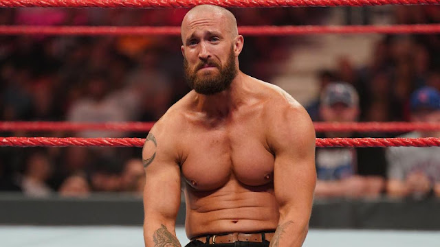 Mike Kanellis retorna aos ringues da WWE no 205 Live