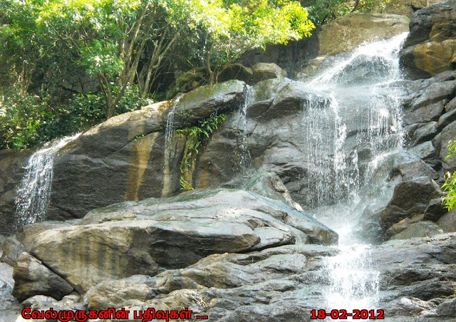 Kiliyur Waterfalls Yercaud