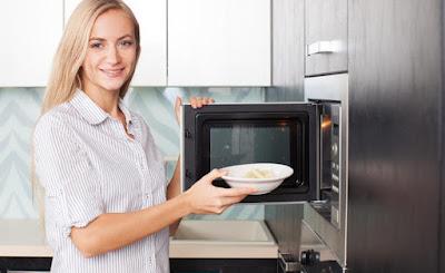Keuntungan dan kerugian memakai microwave