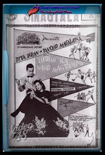 Huwag ka ng Magtampo (1950)