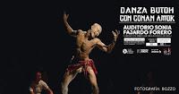 Danza Butoh con Conan Amok en Bogotá