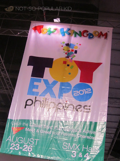 Toy Expo 2012 Philippines at SMX Convention Center