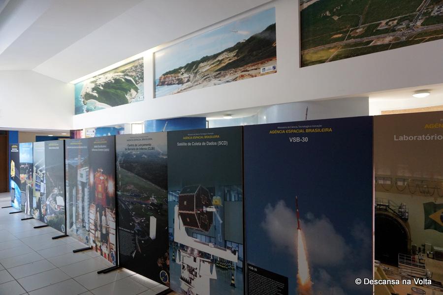 Centro de lançamento de foguetes Natal