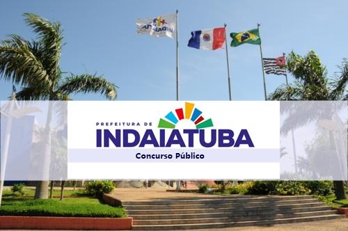 Prefeitura de Indaiatuba divulga edital de Concursos para 334 cargos
